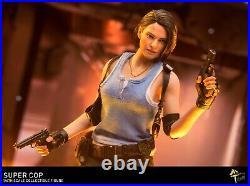 1/6 Resident Evil 3 Jill Valentine FULL Figure USA Toys Hot Master Team Leon