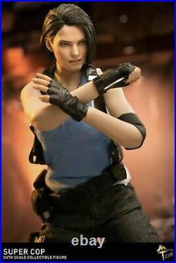 1/6 Resident Evil 3 Jill Valentine FULL Figure USA Toys Hot Master Team USA