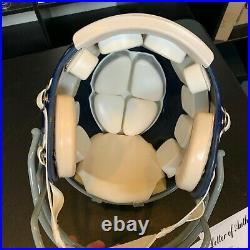 2014 New York Giants Team Signed Authentic Full Size Helmet With PSA DNA COA