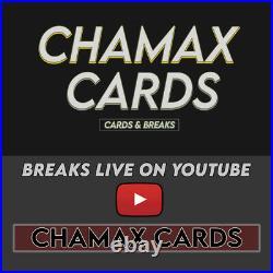 2020 Bowman Chrome Jumbo Baseball 12 Box Full Case Break #a936 Pick Your Team
