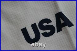 Adidas Olympic Golf Team USA Men Full Zip Layer Top Pants Set Fr9667 Fr9669 M