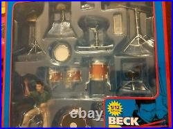 BECK Collection Full Set Mongolian Chop Squad Completed (guitars not included)
