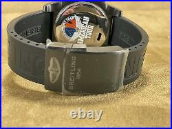 Breitling Chronomat 44 Jet Team America Limited Edition of 500 FULL SET $9615