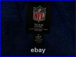 Buffalo Bills NFL Team Apparel Women's Full-Zip Jacket