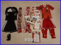 Childrens Football Team Full Kit Adidas ideal for under 7s