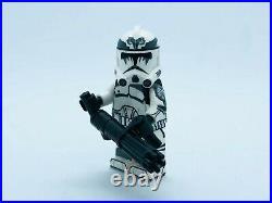 Custom LEGO Star Wars Wolf Pack Ultimate Squad Pack Full Minifigure UV Printed