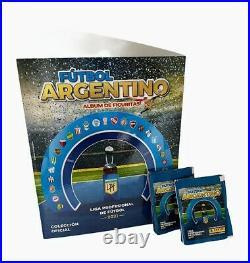Futbol Argentino Liga 2021 Panini Stickers Full Album Complete unstick new