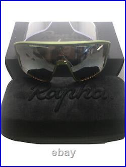 Genuine Rapha PRO TEAM FULL FRAME GLASSES GREEN (MMC) FRAME (MADE IN ITALY)381