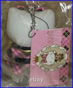 Hello Kitty x AKB 48 Mascot Plush Dolls 4.7 12cm Team Full Set Sanrio 2011 NWT