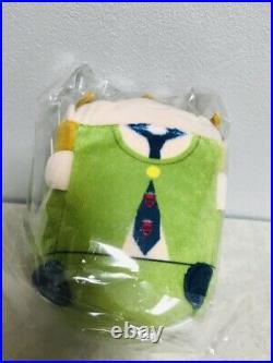 JoJo's Bizarre Adventure BUCCIARATI team Potekoro Mascot Plush 8cm Full set Gift