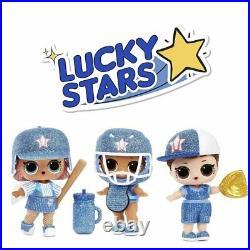 LOL Surprise All Star BB DOLLS RED BLUE TEAM CHEEREADER REFEREE JK OMG BEE HOUSE