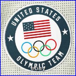 NEW Team USA Nike Tech Fleece Full-Zip Jacket Hoodie Tokyo Olympic Games 2020/21