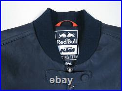NWOT Red Bull KTM Official Merchandise Racing Team Full Zip Soft Shell Jacket S