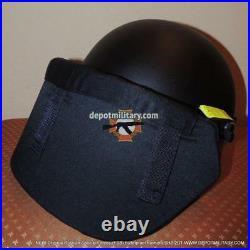 New Lshz-2dt Bulleproof Helmet Full Set Size 1 Russia Fsb Special Forces Team