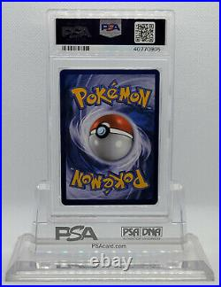 Pokemon Plasma Freeze Deoxys Ex #111 Team Plama Full Art Holo Psa 10 Gem Mint #