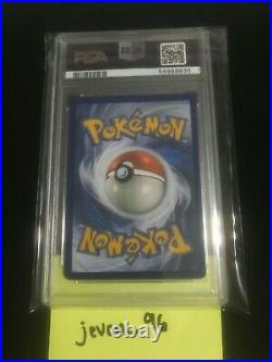 Pokemon Red & and Blue Tag Team Full Art Trainer Card 234/236 PSA 10 Gem Mint