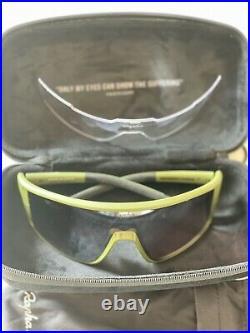 Pro Team Full Frame Glasses Green (mmc) Frame (made In Italy)