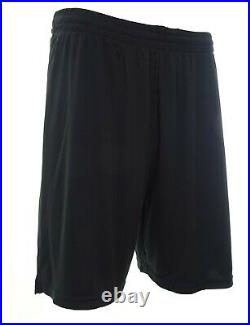 Puma Football Team Kits Men's Blue & Black Stripes (Large) x 15 Full Sets