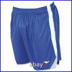 Puma Football Team Kits Men's Blue & White Stripes S/S (XS to XL) x 15 Full Sets