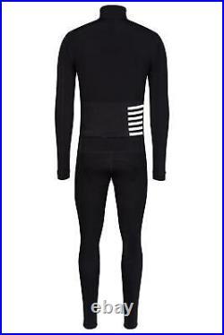 RAPHA Men's Black Pro Team Full Body Thermal Cycling Aerosuit Size XXL BNWT