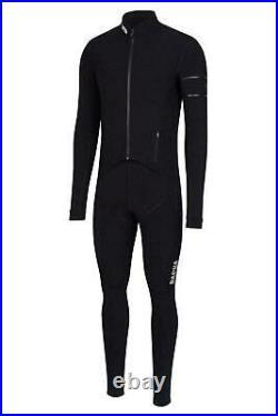 RAPHA Men's Pro Team Full Body Thermal Cycling Aerosuit Black S NEW RRP320