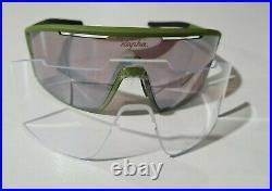 Rapha PRO TEAM FULL FRAME GLASSES GREEN (MMC) FRAME