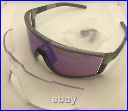 Rapha PRO TEAM FULL FRAME GLASSES -Grey Frames-(MIA) Performance EyeWear- 404