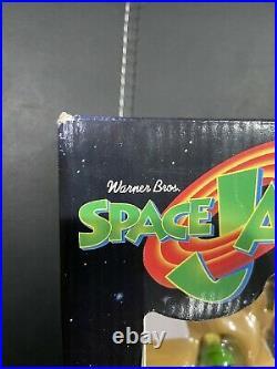 Space Jam Tune Squad vs Monstars Full Court Gift Set Figures 1996 WB Jordan NEW
