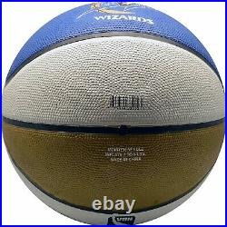 Spalding NBA Washington Wizards Team Colors Logo Basketball Full Size Game Ball