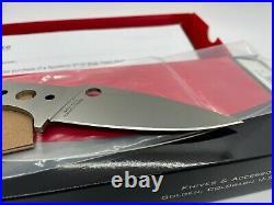 Spyderco Z-WEAR Mule Team 30 Knife MT30P NEW