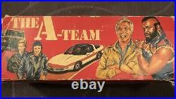 Very Rare The A Team Wallpaper Border Vintage Full Roll