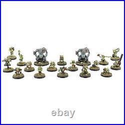WWG Fantasy Football Full Team & Star Players 28mm Goblin Miniatures Blood Bowl